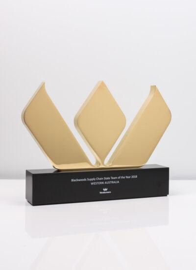 Wesfarmers Bespoke Gold Trophy