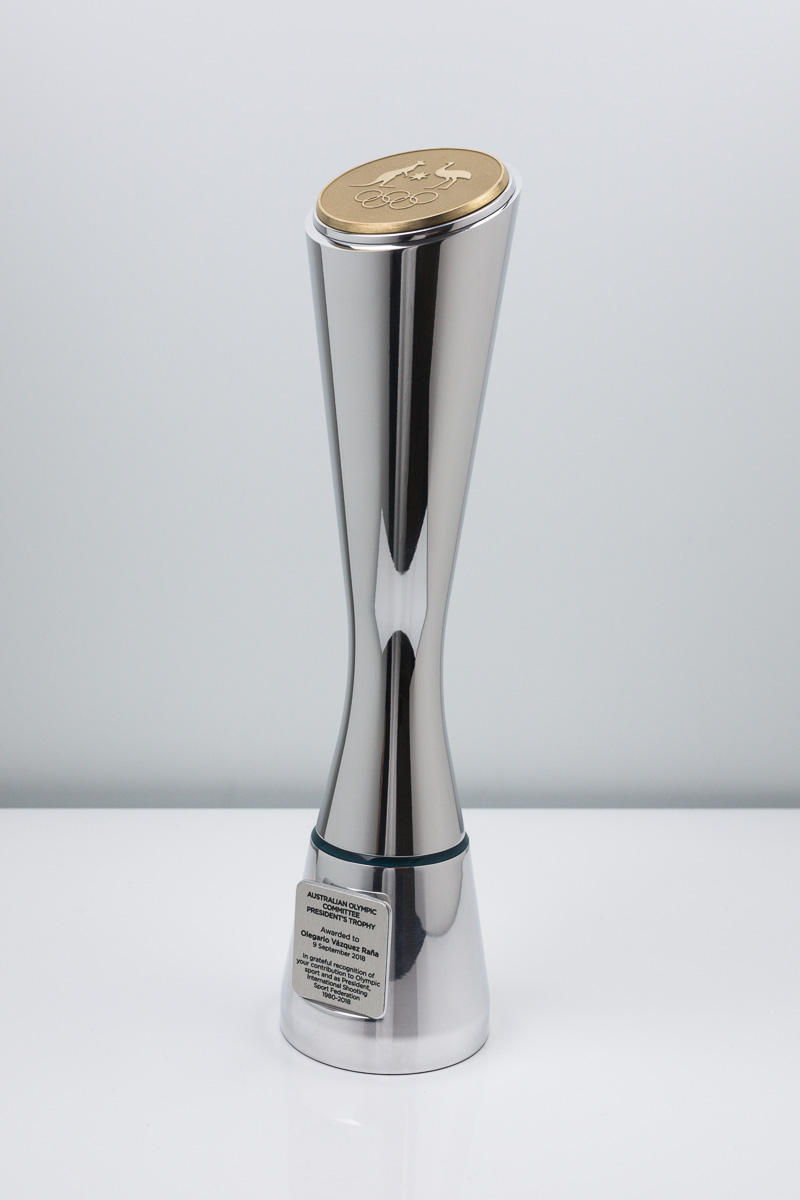 The Australian Olympic Committee President's Trophy