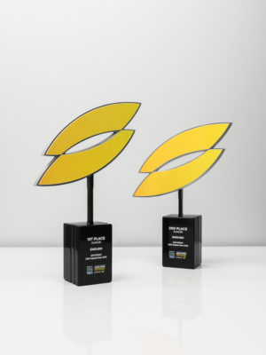 Super League Triathlon Custom Sports Trophies