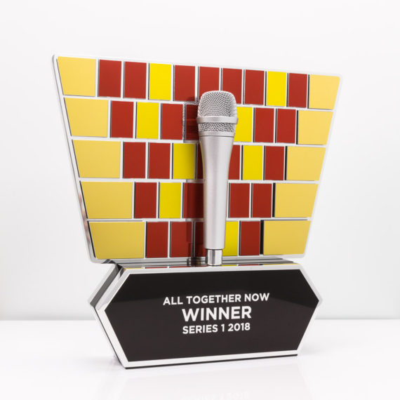 All Together Now Television Trophy