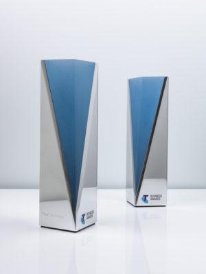 Telstra Business Award Trophies