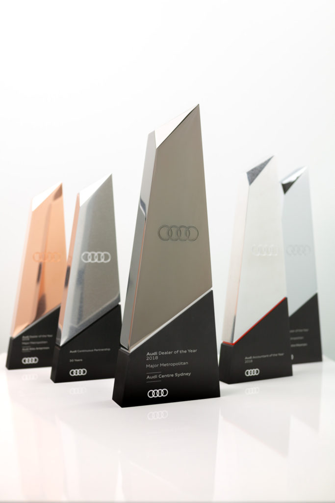 Audi Dealer of the Year awards 2019