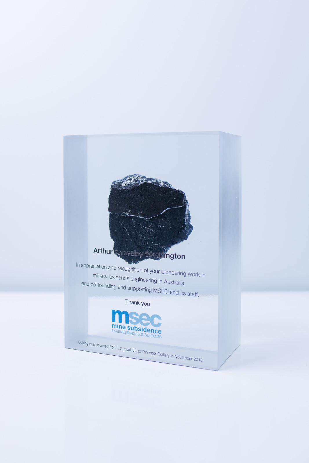 MSEC Coal Embed