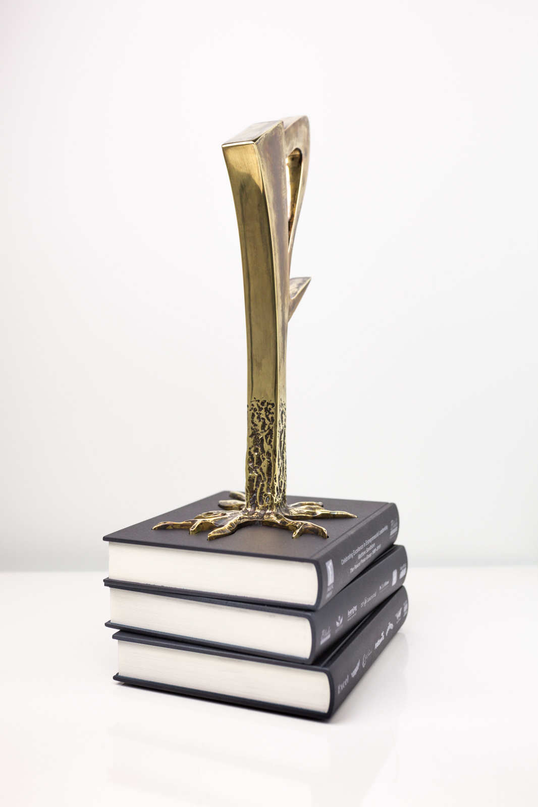 Pascal Press Group Bespoke Trophy - Celebrating Excellence in Entrepreneurial Leadership