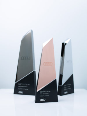 Audi Dealer of the Year Bespoke Awards