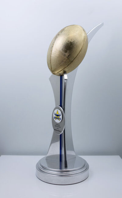 North Queensland Cowboys Hall of Fame Trophy