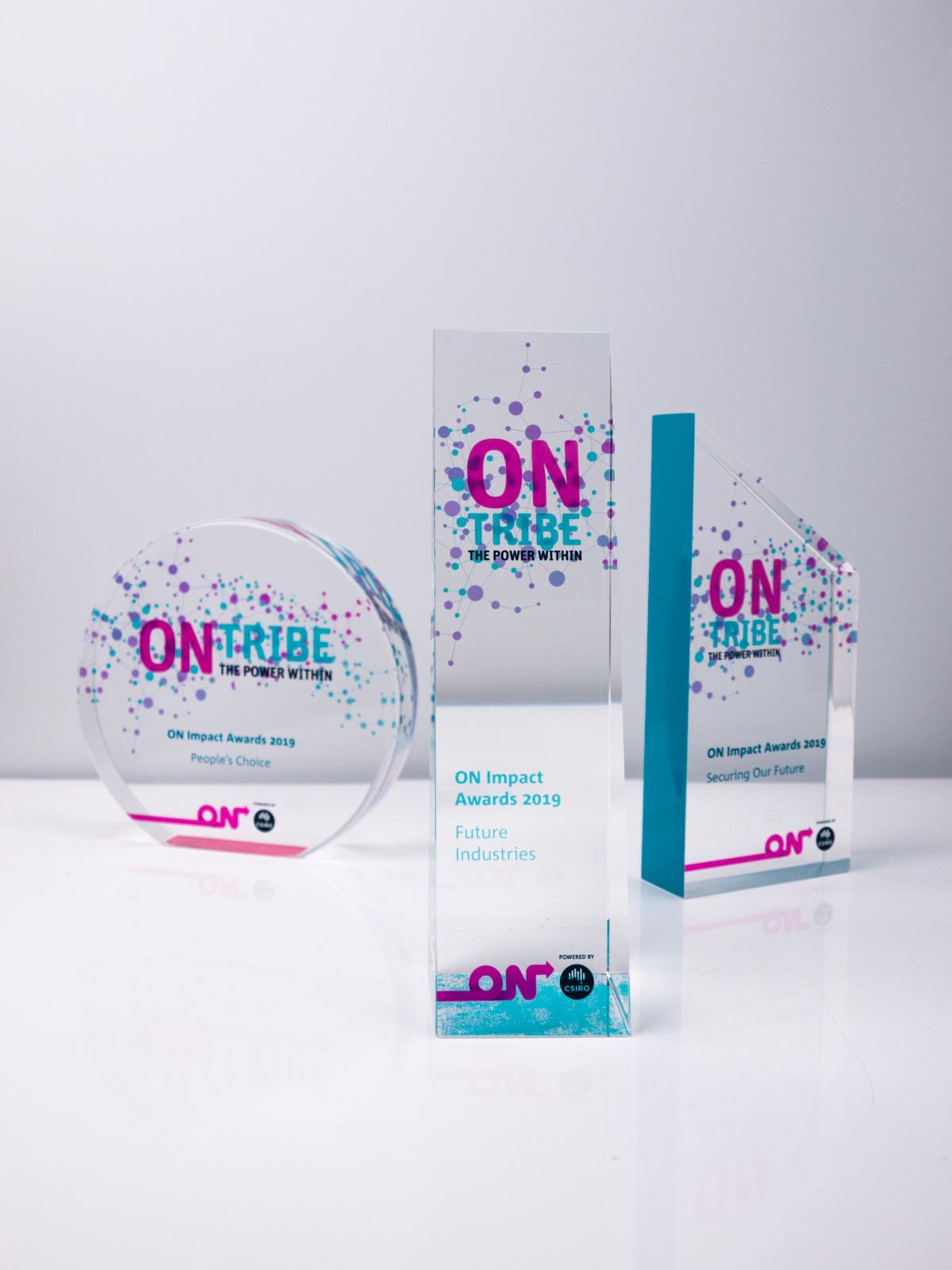 CSIRO On Tribe Crystal Awards