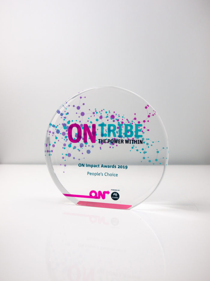 CSIRO On Tribe Award