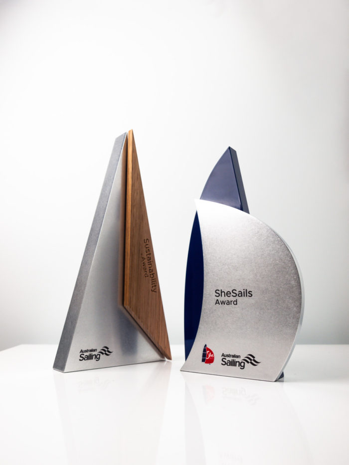 Australian Sailing Custom Award Trophies