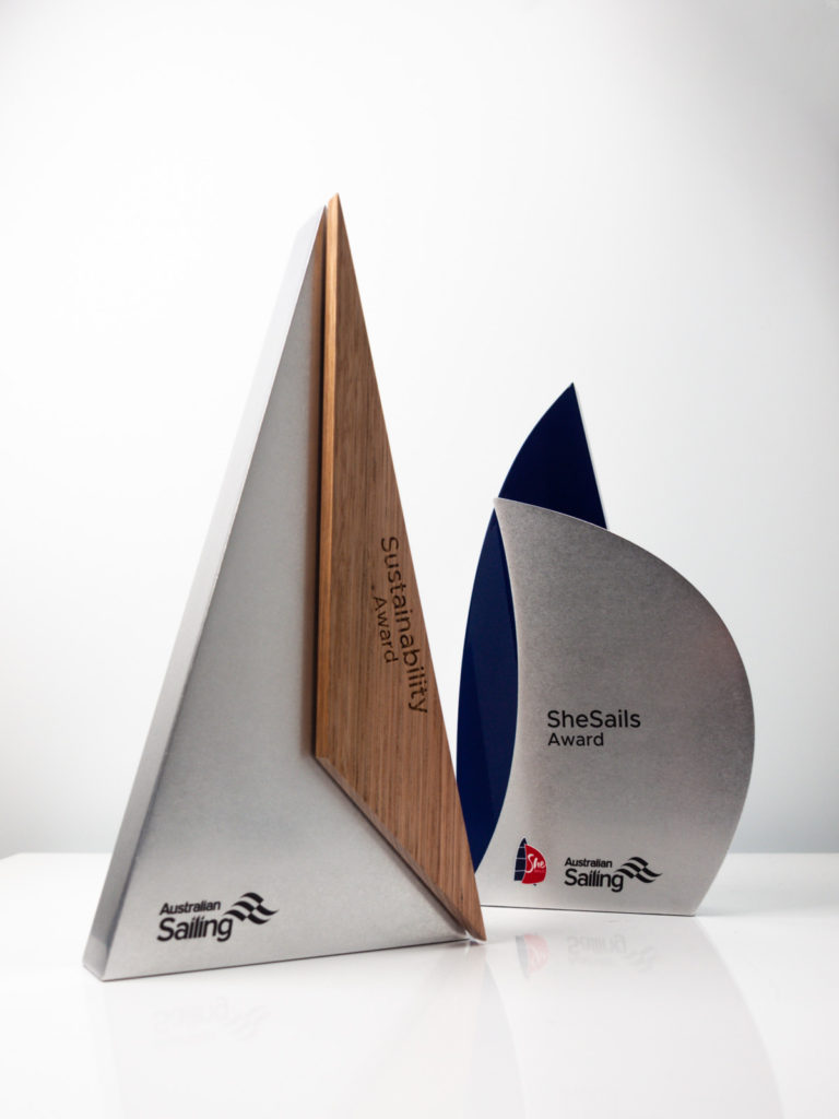 Australian Sailing Custom Award Trophies