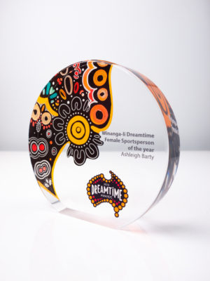 Dreamtime Acrylic Awards