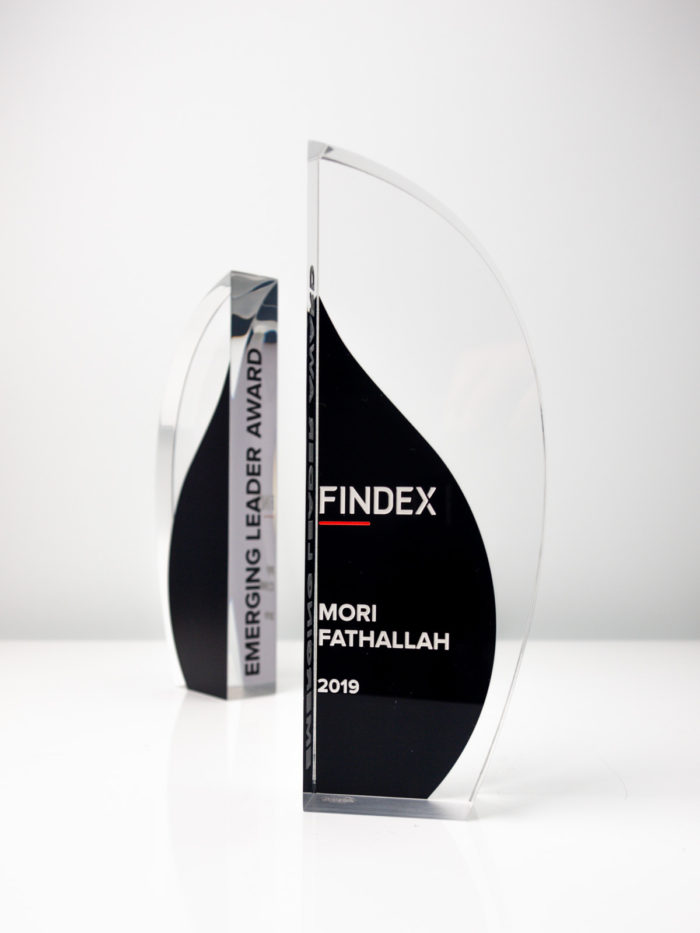 Findex Custom Trophy