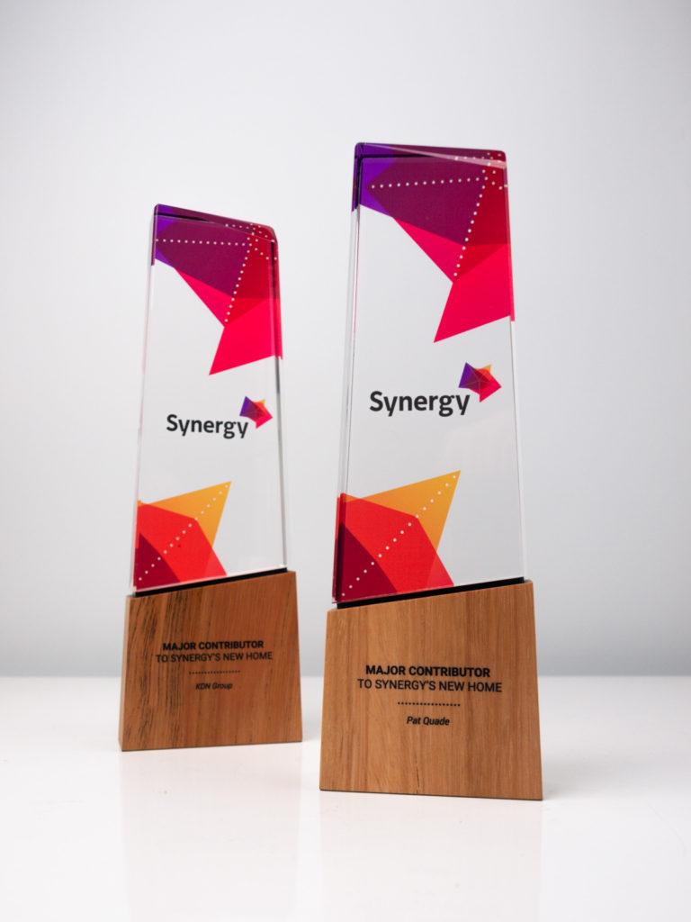 Synergy Shard Trophy