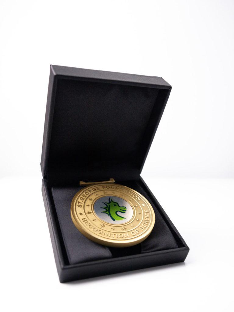 St George Foundation Medallion