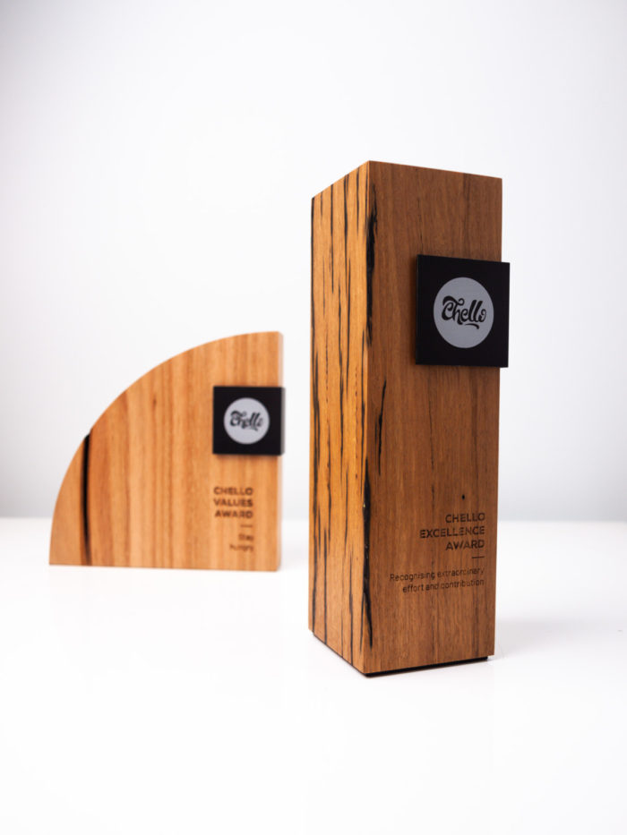 Chello Sustainable Trophies