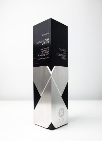 ASX All Technology Index Trophy