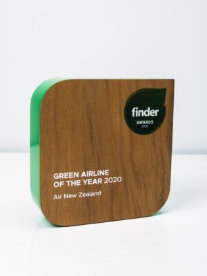 Finder Awards Sustainable Trophies
