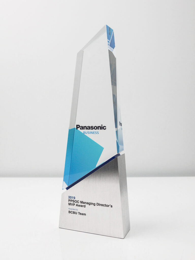 Panasonic Business Summit Award