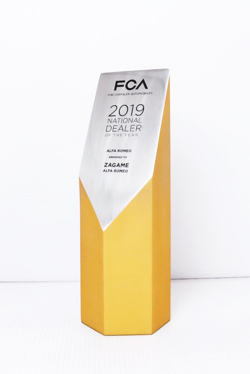 Fiat Chrysler Awards