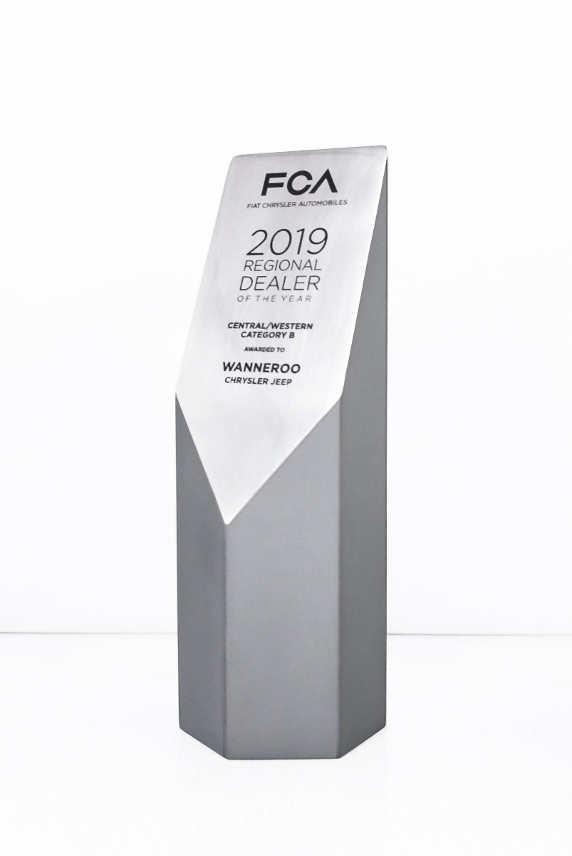 Custom made Fiat Chrysler Awards