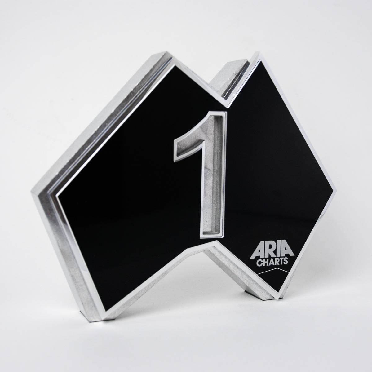 ARIA Charts Number 1 Trophy Black - Australian Recording Industry Awards