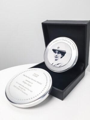Bolton Clarke Custom Medallions