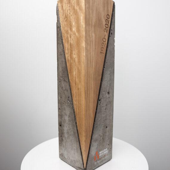 Masters Builders Custom Trophy