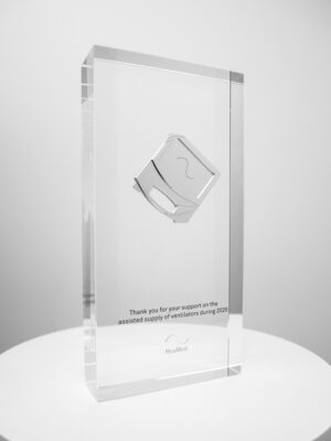 The ResMed Custom Crystal Awards