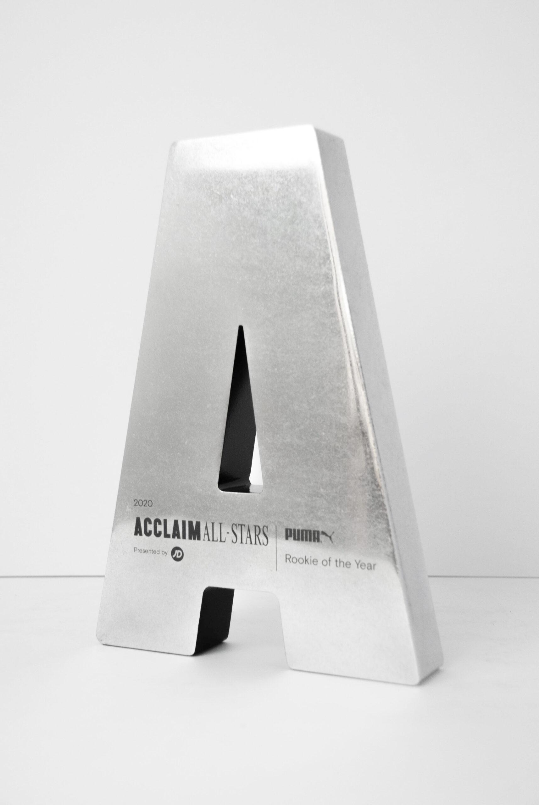The Acclaim All Stars Bespoke Award Sydney