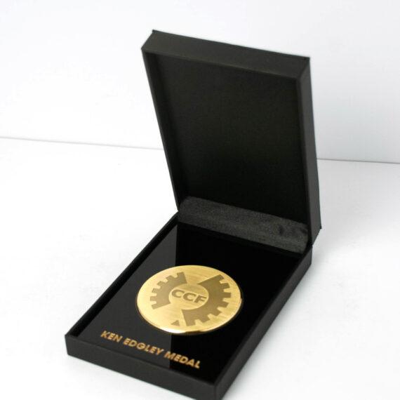 The CCF Custom Medallion