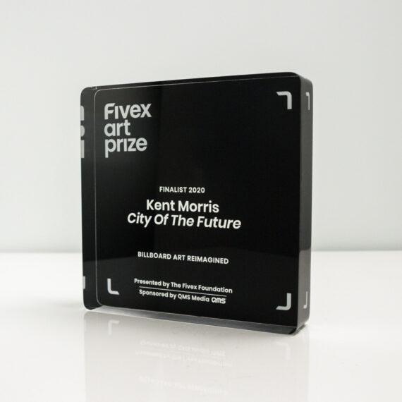 The Fivex Art Prize Trophy