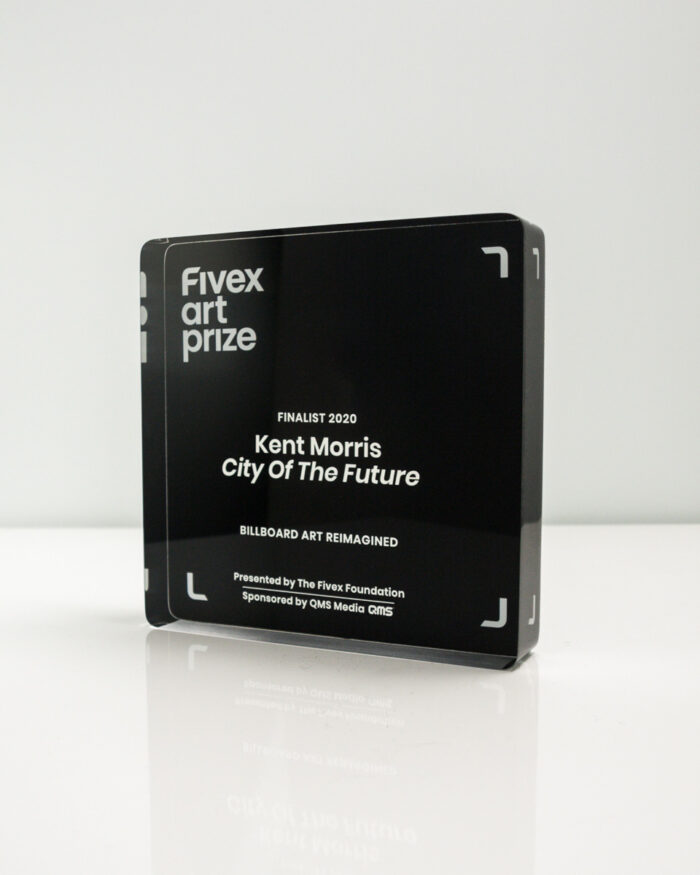 The Fivex Art Prize Trophy