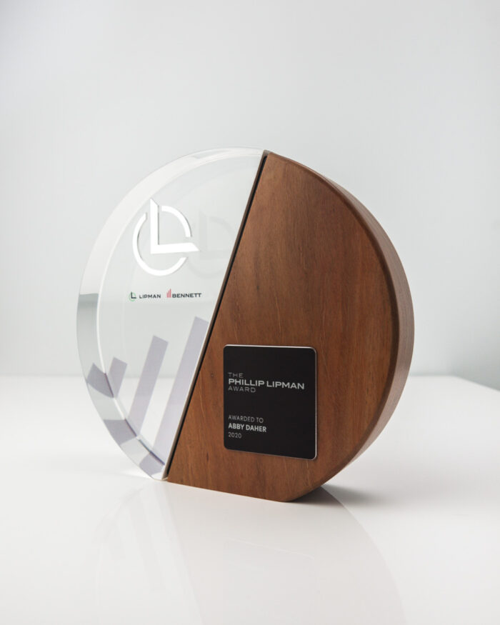 The Lipman Disc Sustainable Award