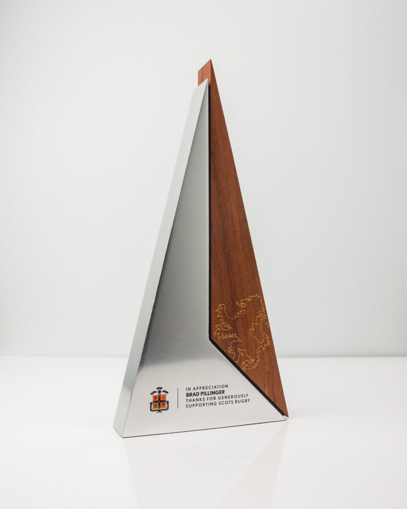 The Scots Rugby Appreciation Peak Award
