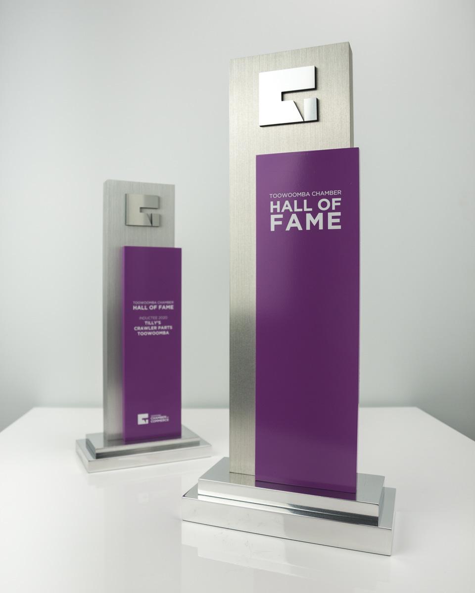 Toowoomba Chamber of Commerce Perpetual Award