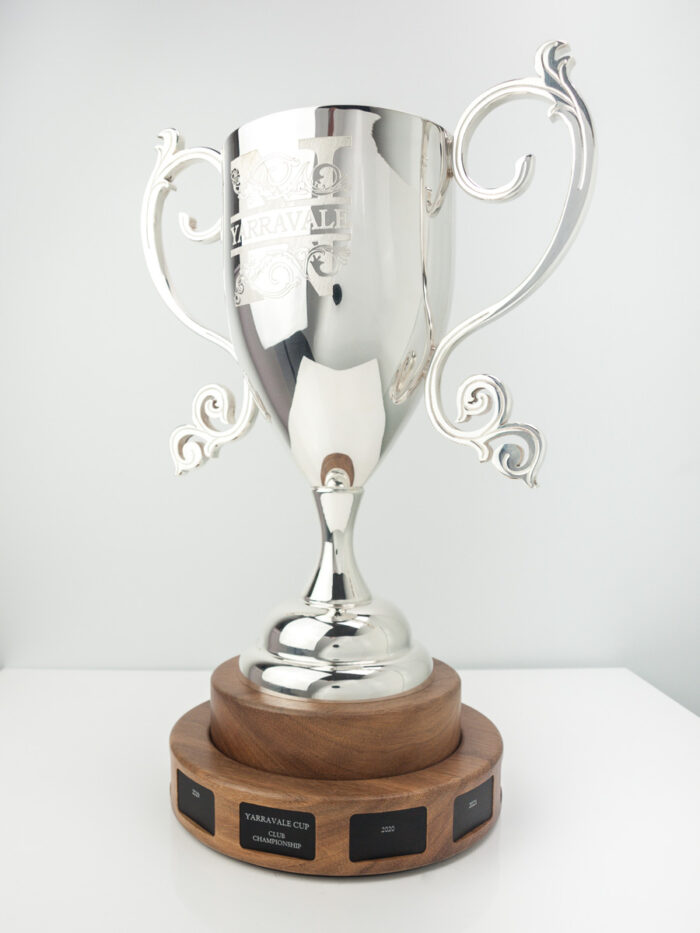 Yarravale Golf Silver Cup