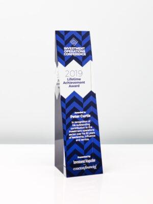Conexus Crystal Wedge Award