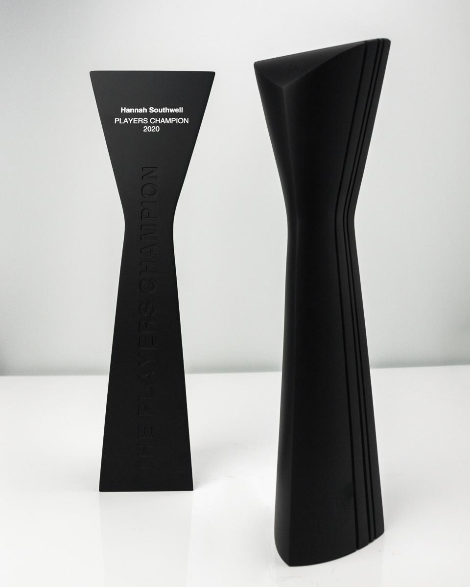The RLPA Player's Champion Award Trophy