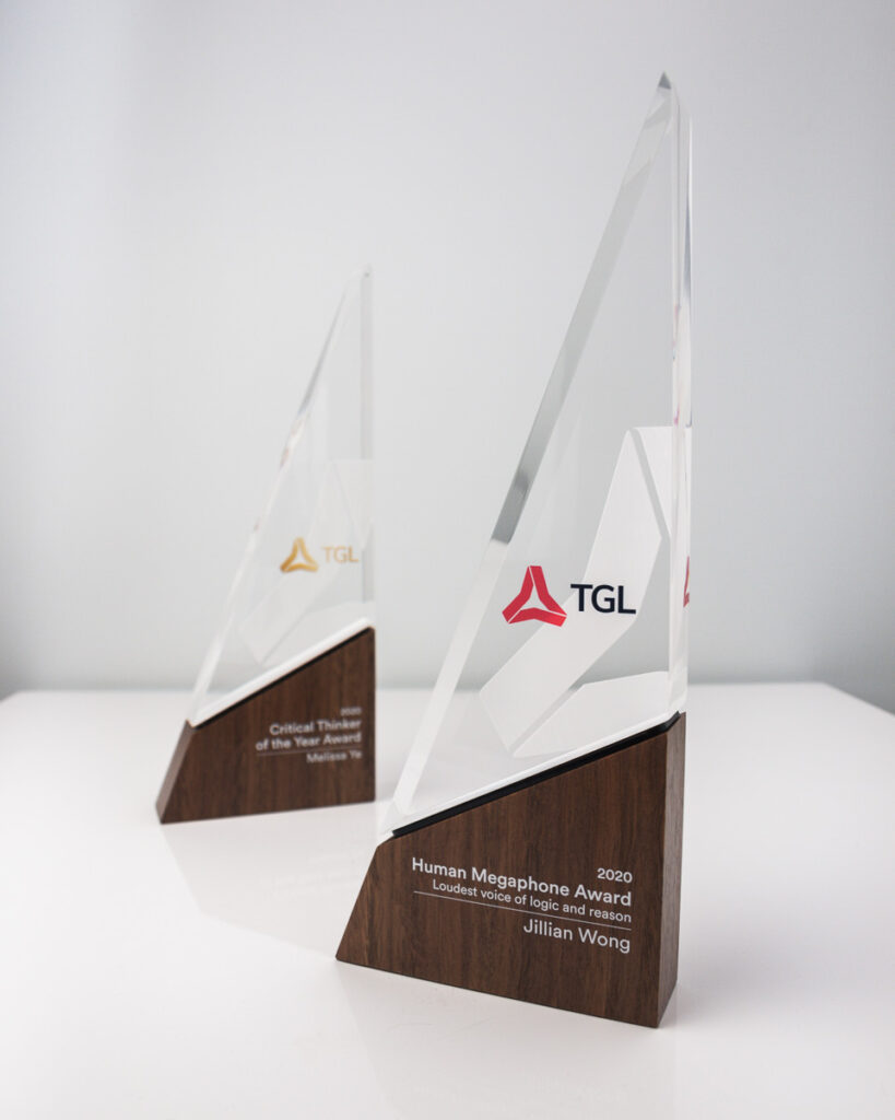 TGL Awards Spire