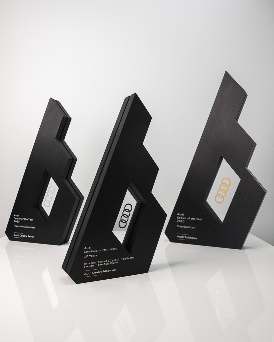 The Audi Dealer of the Year Bespoke Awards Sydney & Melbourne