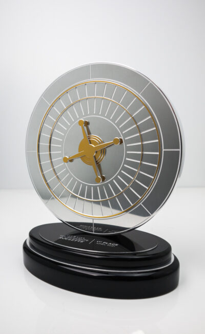 The Star Custom Roulette Championship Trophy