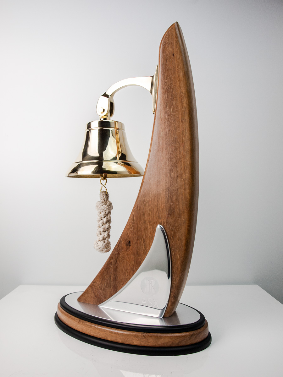 The ASX Bell Custom Trophies Sydney