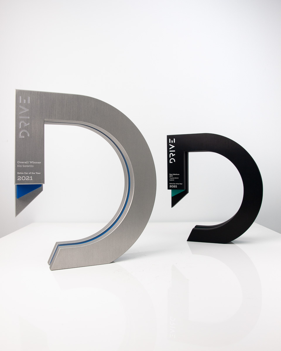 Drive Custom Award Trophies