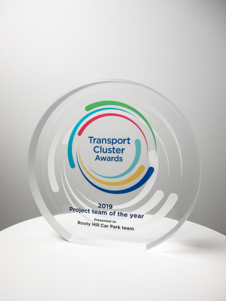 NSW Transport Cluster Awards