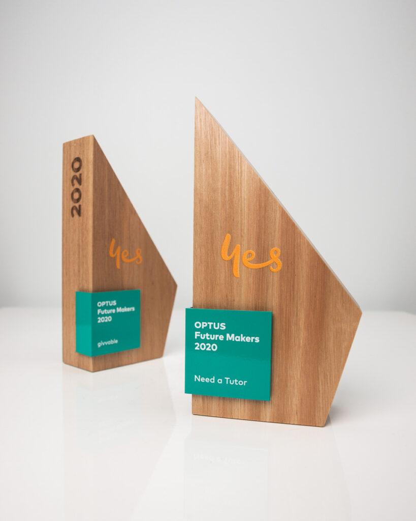 Yes Optus Forma Sustainable Awards