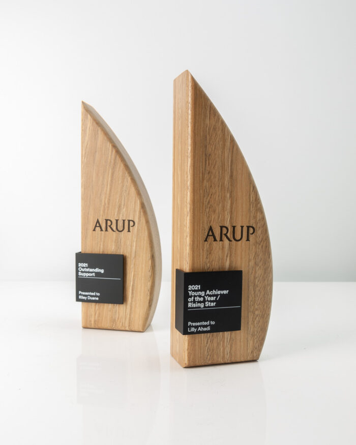 The ARUP 2021 Sustainable Timber Corporate Awards